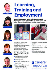 thumbnail of Learning Training and Employment